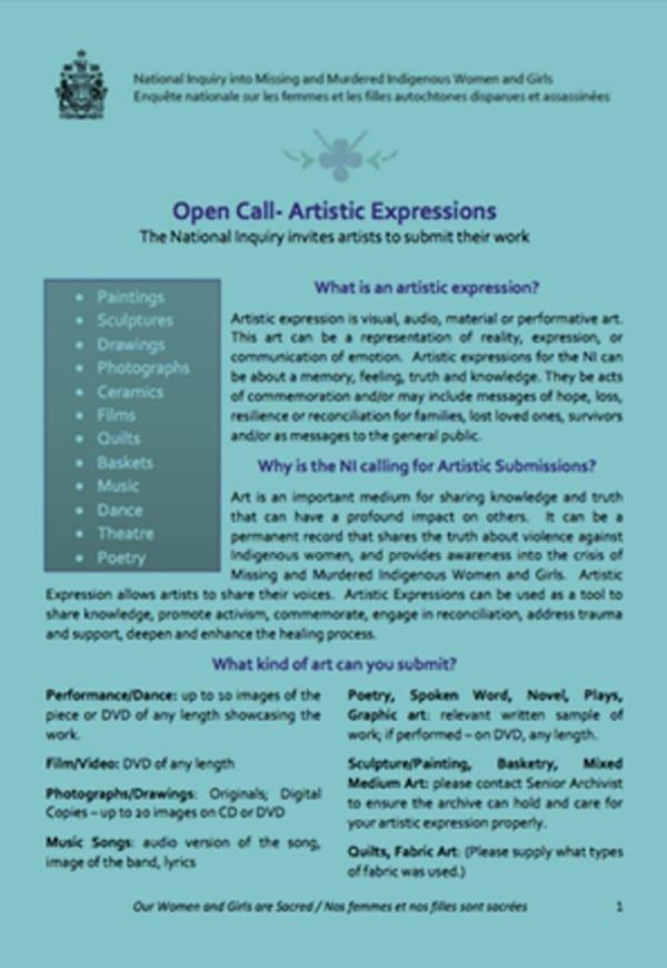 Open Call