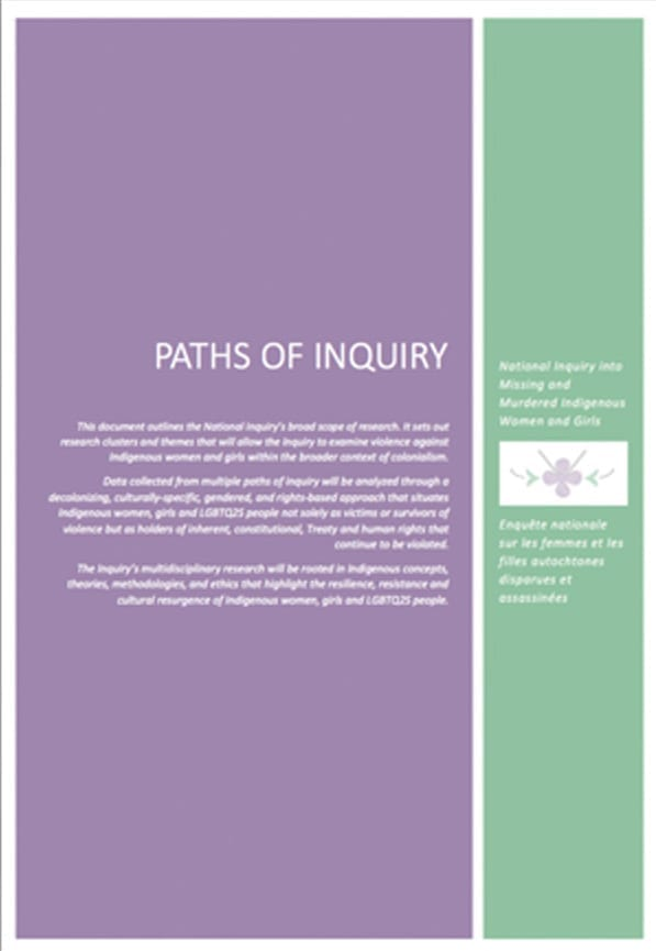 Paths of Inquiry